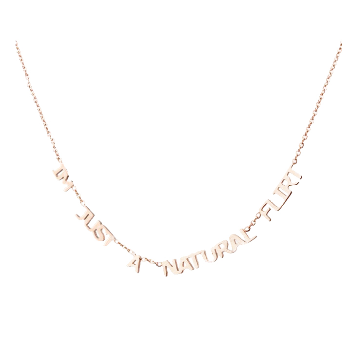 Ideal Personalized Name Necklace